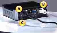 Secure Box - SSH Verbindung - VPN ohne Installation