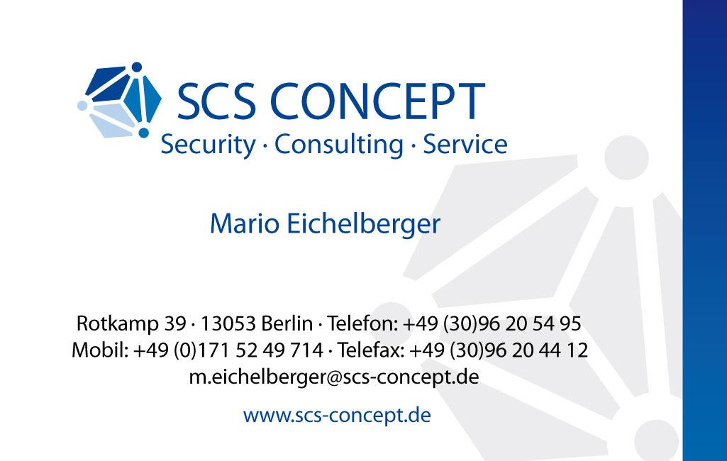 SCS-Concept Webhosting Webservice
