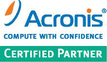 Acronis Backupsoftware