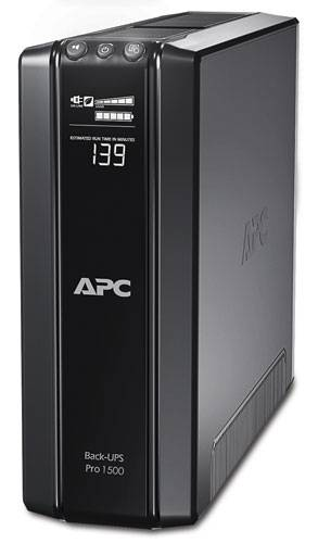 APC-BAck-UPS Stand front